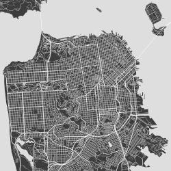 San francisco city plan