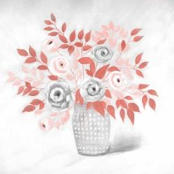 Coral flower illustration