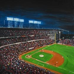 Partie de baseball