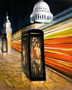 Fast london bus