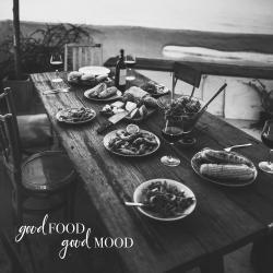 Good food good mood