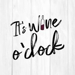 C'est l'heure du vin