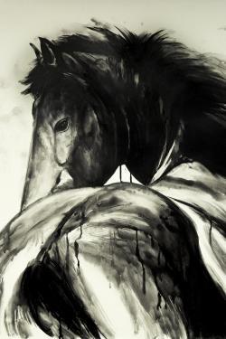 Classical horse