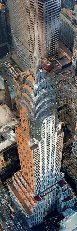 Chrysler building at nyc