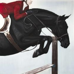 Riding competition