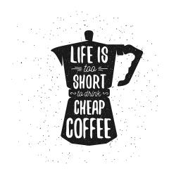 Life and coffee