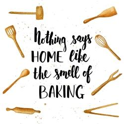 Home and baking