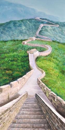 Great wall of mutianyu