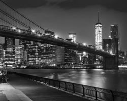 City under the night