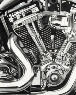 Mechanism of a motorcycle