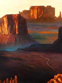 Monument valley tribal park in arizona