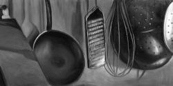Kitchen tools for chef