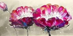 Two wild flowers
