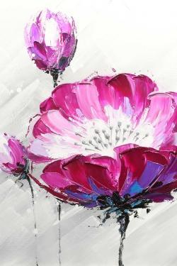 Fuchsia wild flower