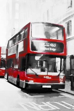 Red bus londoner