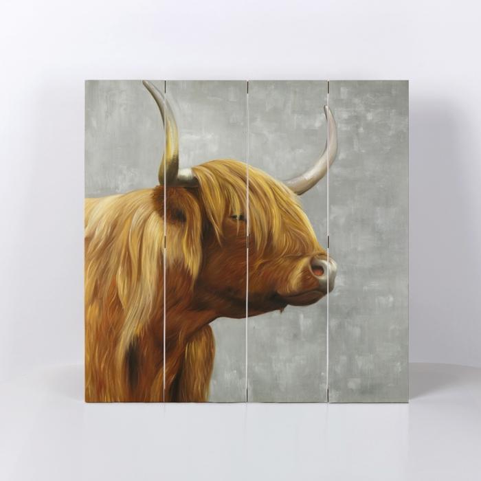 Beautiful higland cattle
