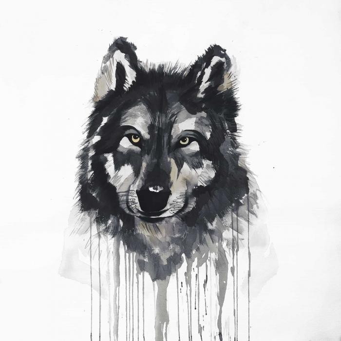 Loup mystérieux