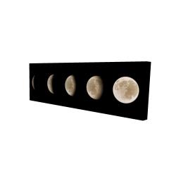 Canvas 16 x 48 - 3D - Eclipse