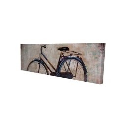 Canvas 16 x 48 - 3D - Industrial bicycle