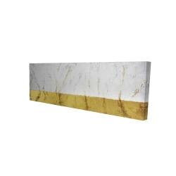 Canvas 16 x 48 - 3D - Golden shine