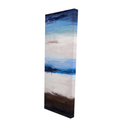 Canvas 16 x 48 - 3D - Colors of the beach