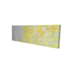 Canvas 16 x 48 - 3D - Gold erosion
