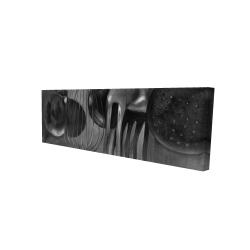 Canvas 16 x 48 - 3D - Kitchen tools