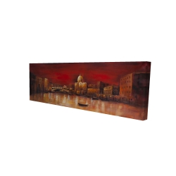 Canvas 16 x 48 - 3D - Venise by red dawn