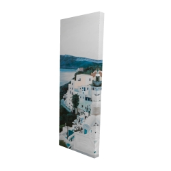 Canvas 20 x 60 - 3D - Travel in greece
