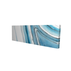Canvas 16 x 48 - 3D - Round geode