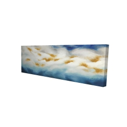 Canvas 16 x 48 - 3D - Abstract landscape
