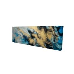 Canvas 16 x 48 - 3D - Blue marble