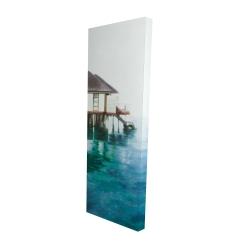 Canvas 16 x 48 - 3D - Dream travel