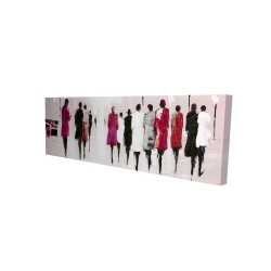 Canvas 16 x 48 - 3D - Walk