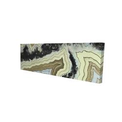 Canvas 16 x 48 - 3D - Lace agate