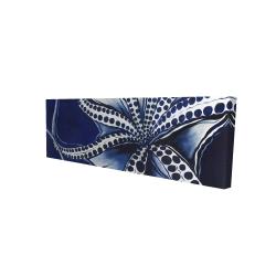 Canvas 16 x 48 - 3D - Dancing octopus
