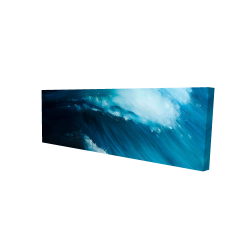 Canvas 16 x 48 - 3D - Unleashed sea