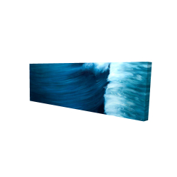 Canvas 16 x 48 - 3D - Wave