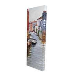 Canvas 16 x 48 - 3D - Venetian landscape