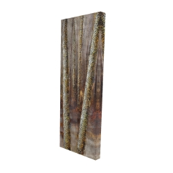 Canvas 16 x 48 - 3D - Forest