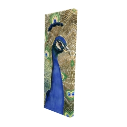 Canvas 16 x 48 - 3D - Peacock