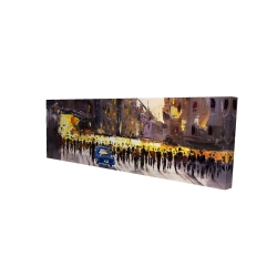 Canvas 16 x 48 - 3D - Ready for the show