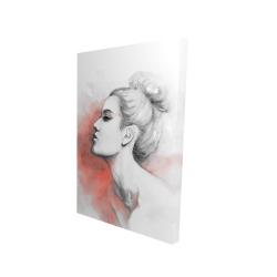 Canvas 24 x 36 - 3D - Deliberation