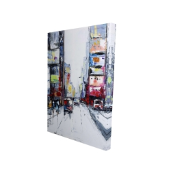 Canvas 24 x 36 - 3D - Time square