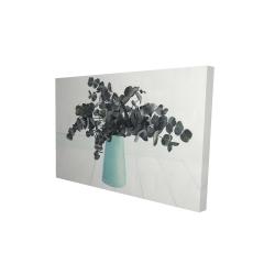 Canvas 24 x 36 - 3D - Bouquet of eucalyptus