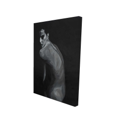 Canvas 24 x 36 - 3D - Denuded