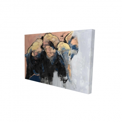 éléphant abstrait