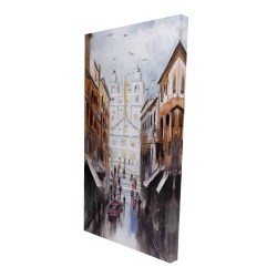 Canvas 24 x 48 - 3D - Historic place
