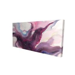 Canvas 24 x 48 - 3D - Milky way