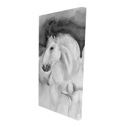 Canvas 24 x 48 - 3D - Beauty